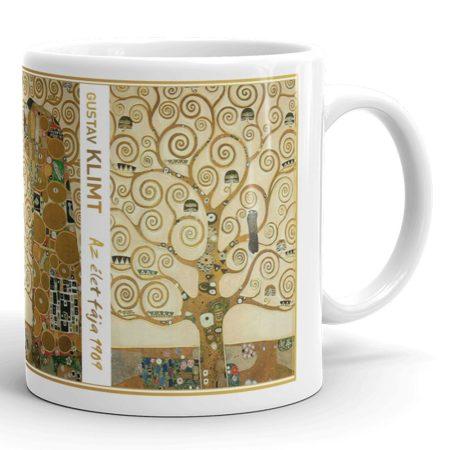 Az élet fája 1909 - Gustav Klimt