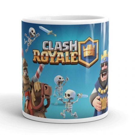 Clash Royale bögre