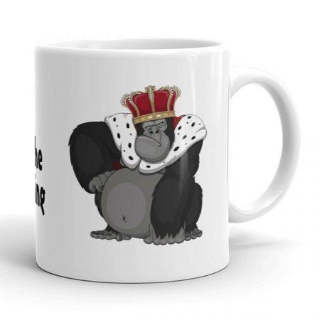 Gorilla bögre
