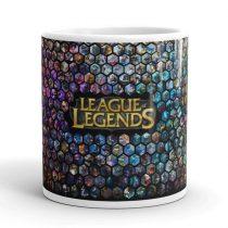 League legends bögre