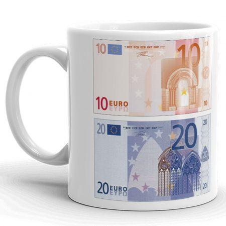 Euró bögre