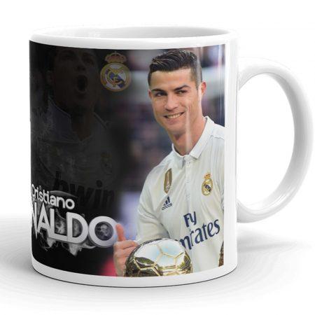 Cristiano Ronaldo bögre