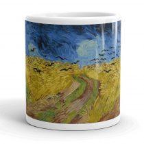 Vincent van Gogh - Hollók a gabonaföldek felett