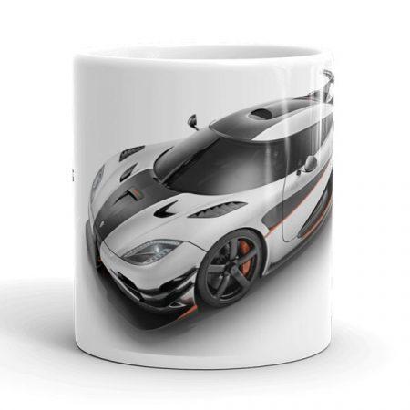 Koenigsegg Agera R  bögre