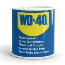 WD40 bögre