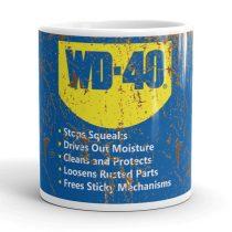WD40 rozsdás bögre