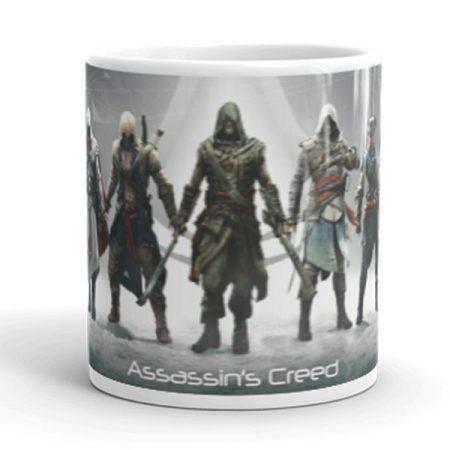 Assassins Creed bögre