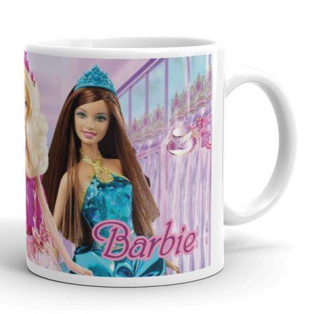 Barbie bögre