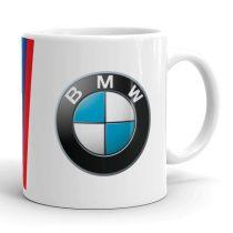 BMW autós bögre