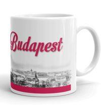 Budapest bögre