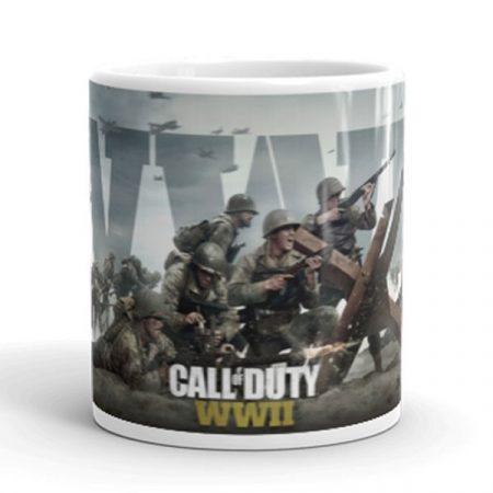 Call of Duty WW2 bögre