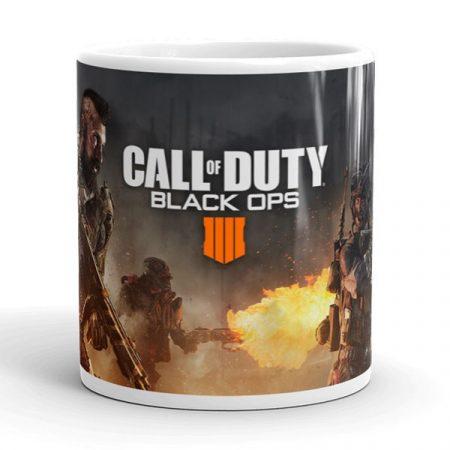 Call Of Duty 4  bögre