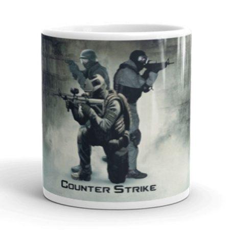 CS - Counter Strike bögre