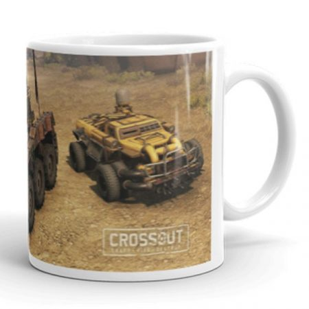 Crossout bögre