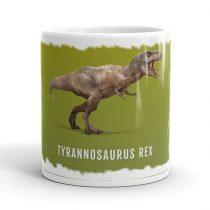 Dinoszauruszos bögre