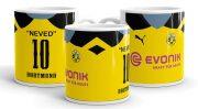 Nevesíthető Dortmund mez bögre
