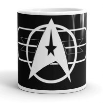 Star Trek Enterprise bögre