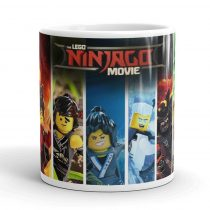 Lego Ninjago bögre