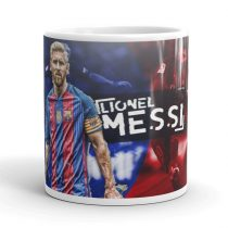 Lionel Messi bögre