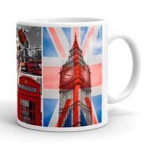 London retro bögre