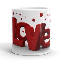 Love feliratos bögre