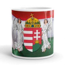 Magyarország címeres bögre