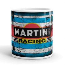 Martini Racing olajos bögre