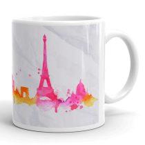 Párizs bögre