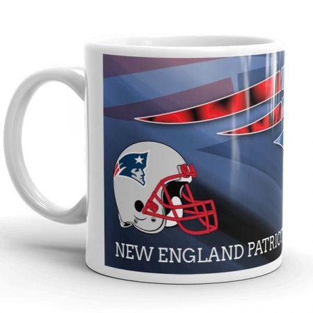 New England Patriots bögre