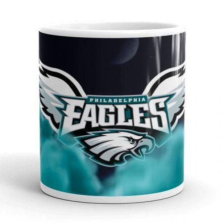 Philadelphia Eagles bögre