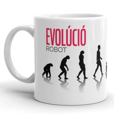 Evolúció bögre