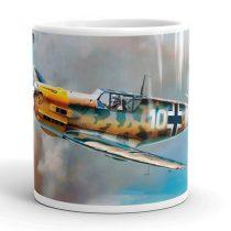 Messerschmitt BF-109 bögre