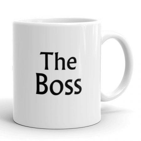 The Boss bögre