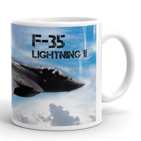 F–35 Lightning II bögre