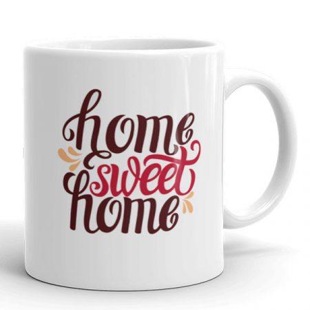 Édes otthon bögre