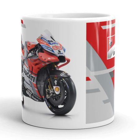 MOTO GP Ducati Team bögre