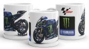 MOTO GP Yamaha Team bögre
