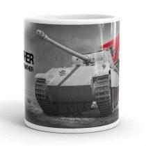 Panzer V Panther bögre