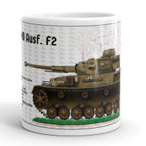 Panzer IV bögre