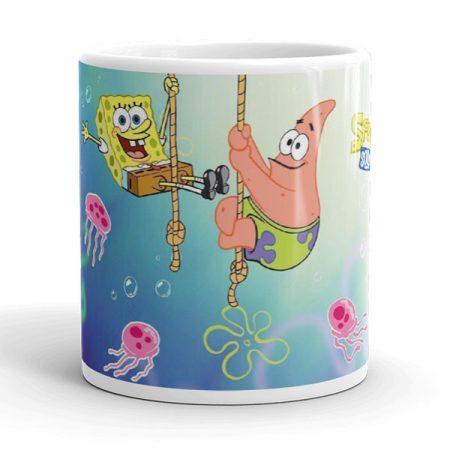 SpongeBob bögre