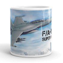 F/A–18E/F Super Hornet  bögre
