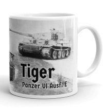 Tigris tankos bögre