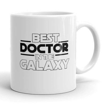 Legjobb Doktor a  galaxisban bögre