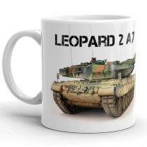 Leopard 2 A7 tank bögre