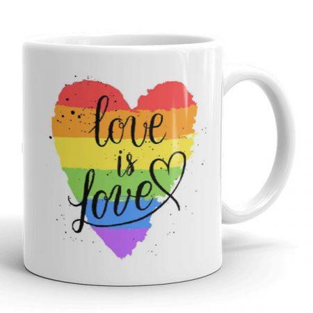 LOVE is LOVE bögre