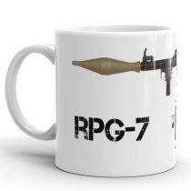 RPG-7 bögre