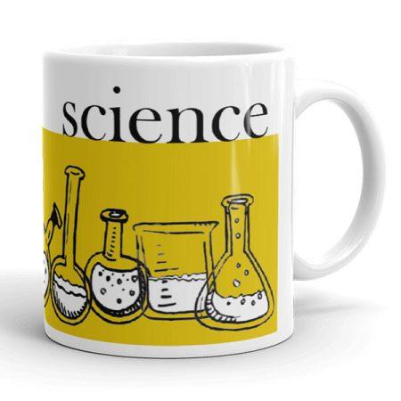 Tudományos bögre